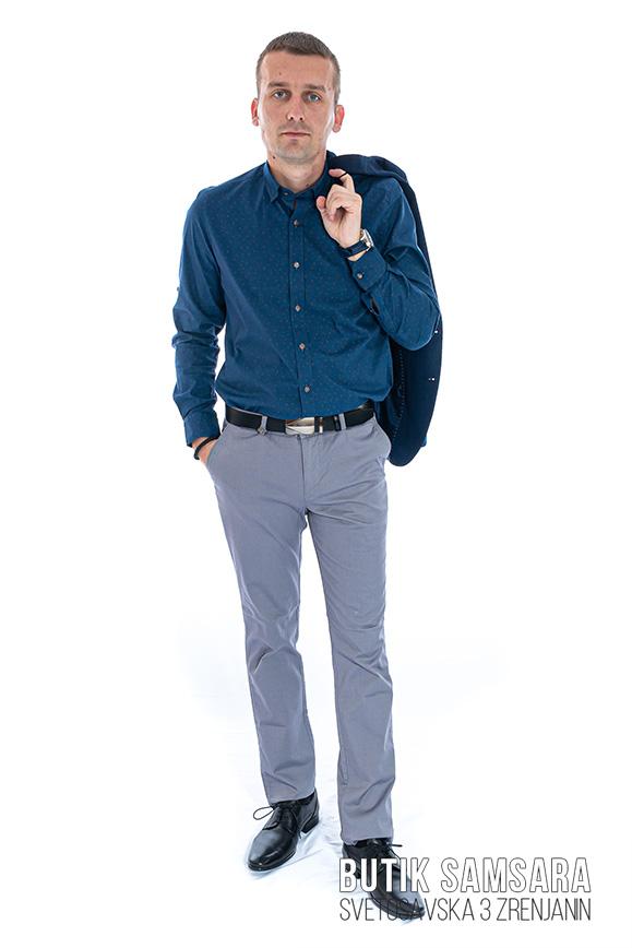 butik samsara zrenjanin muska plava kosulja sive pantalone 018