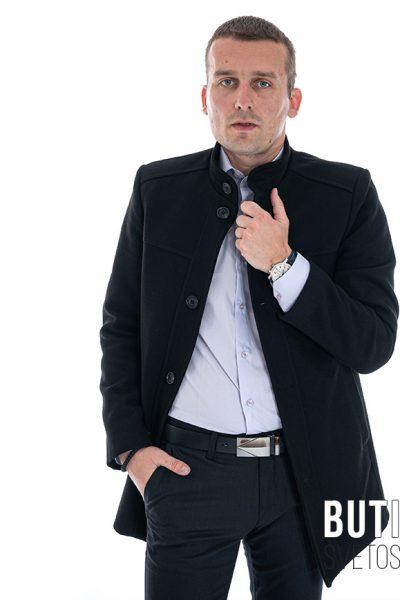 butik samsara zrenjanin muski crni kaput 009