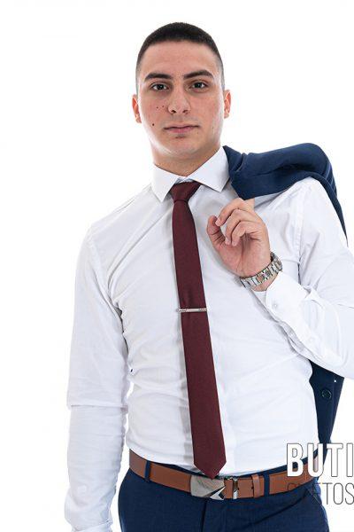 butik samsara zrenjanin musko teget odelo bela kosulja i kravata 029